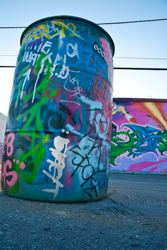 Las Vegas Graffiti for Photographers